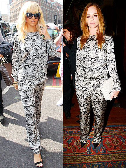 RIHANNA VS. STELLA photo | Rihanna, Stella McCartney
