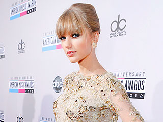Sequins, Slits & More Sexy AMA Style | Taylor Swift