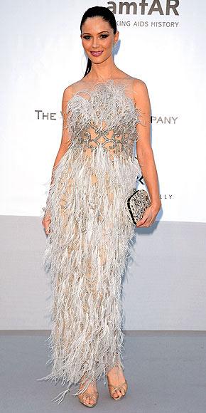 Cannes Kim Kardashian Nina Dobrev Peoplecom