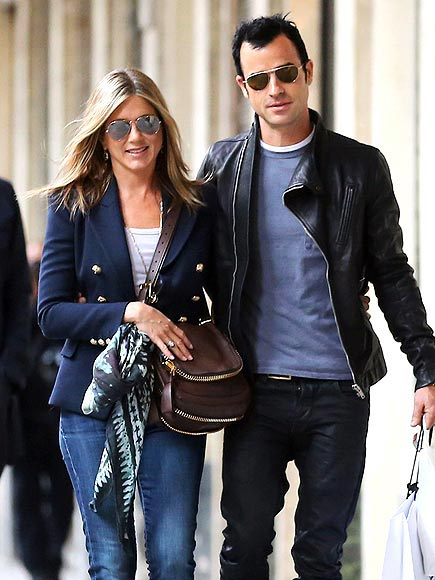 ALL ABOUT AVIATORS photo | Jennifer Aniston, Justin Theroux