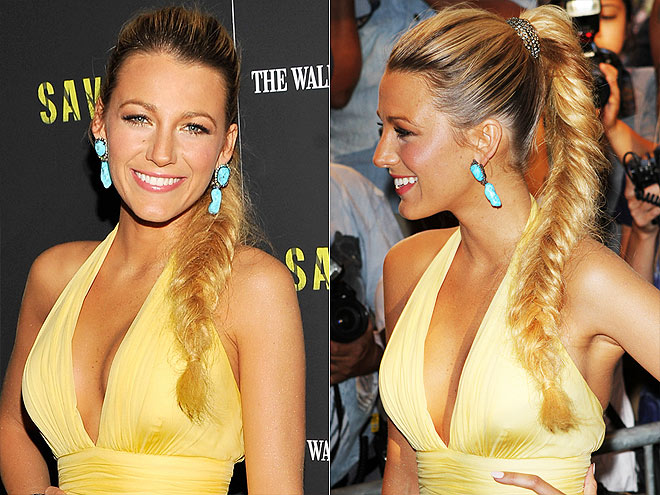 THE FIERCE FISHTAIL photo | Blake Lively