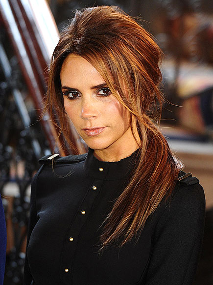 THE SIDE PONY photo | Victoria Beckham