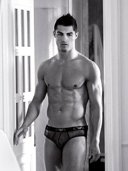 StyleWatch Special Stars In Skivvies  The Sexiest Underwear Ads Ever