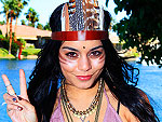 The Grooviest Styles from Coachella | Vanessa Hudgens