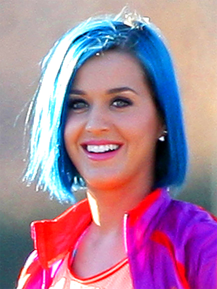 KATY'S BLUE PERIOD photo | Katy Perry