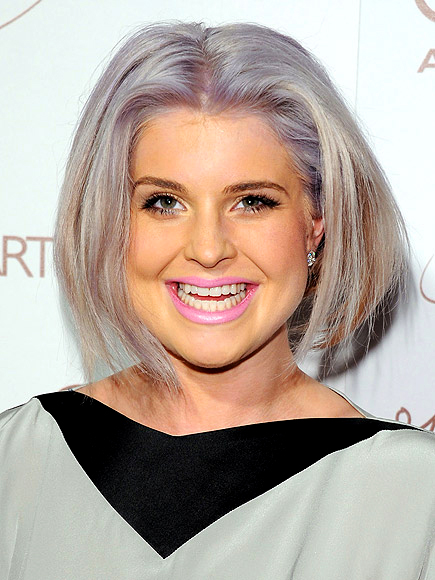 KELLY'S GRAY EXPECTATIONS photo | Kelly Osbourne