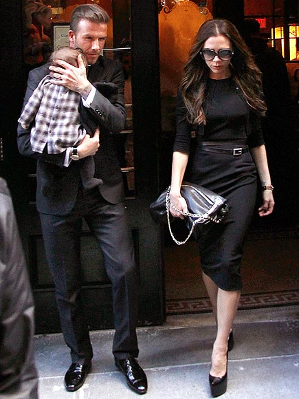 DAVID & VICTORIA BECKHAM photo | David Beckham, Victoria Beckham