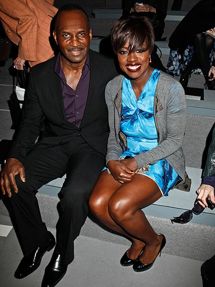 JULIUS TENNON & VIOLA DAVIS photo | Viola Davis