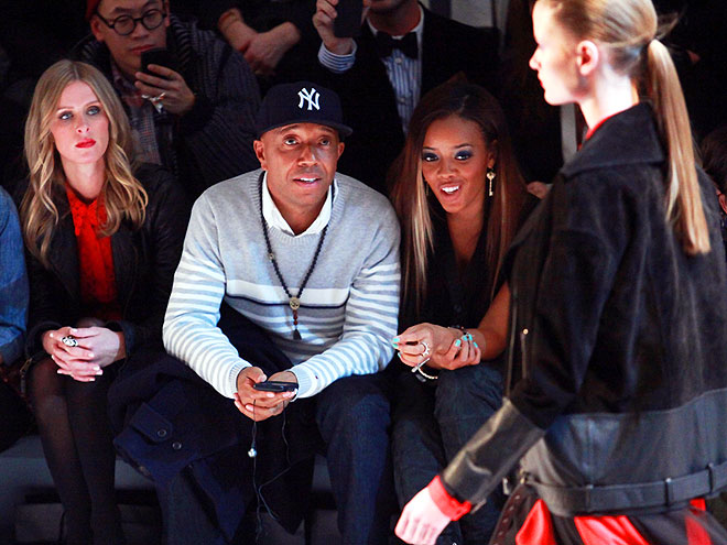 CHARLOTTE RONSON FRONT ROW photo | Russell Simmons