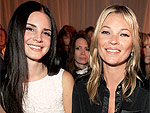 Lana and Kate Hit London Fashion Week | Kate Moss, Lana Del Rey