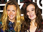 Day 1: Hollywood Invades N.Y.C. | Brooklyn Decker, Hailee Steinfeld, Jessica Chastain