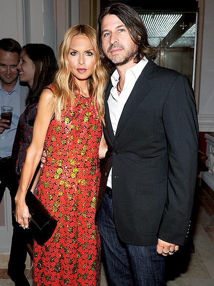 RACHEL ZOE & RODGER BERMAN  photo | Rachel Zoe