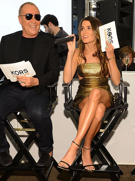 MICHAEL KORS & NIKKI REED photo | Michael Kors, Nikki Reed