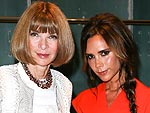 Style Stars Celebrate Fashion's Night Out | Anna Wintour, Victoria Beckham