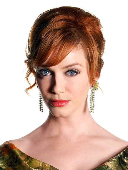 BE A TEASE photo | Christina Hendricks