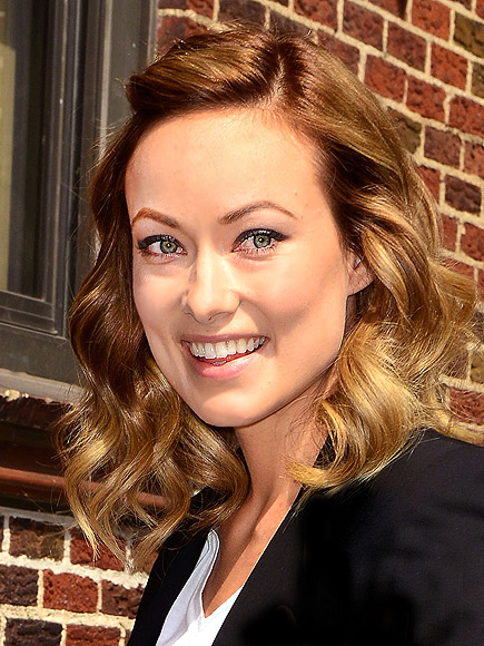 ALTERNATE YOUR CURL photo | Olivia Wilde