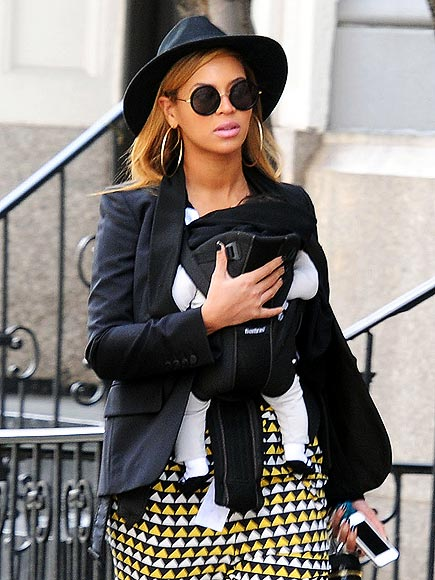 WIDE-BRIM HAT photo | Beyonce Knowles