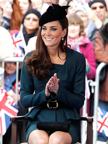FORMAL HAT photo | Kate Middleton