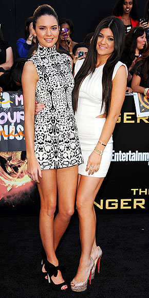 KENDALL & KYLIE JENNER photo | Kendall Jenner, Kylie Jenner