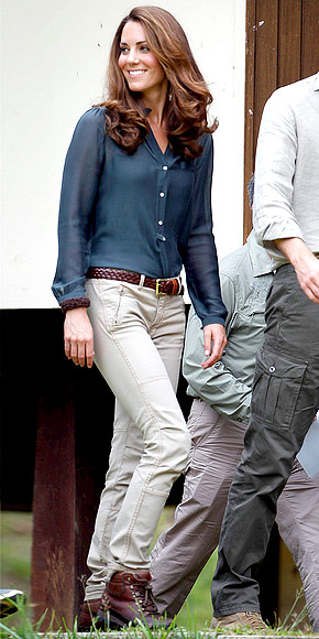 PANTS PARTY photo | Kate Middleton