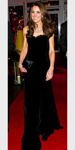 BLACK BEAUTY  photo | Kate Middleton