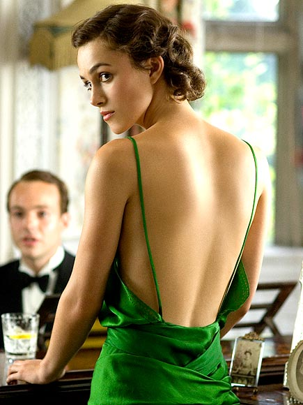 BACK IN ACTION photo | Keira Knightley