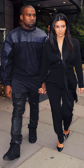 DARKEST HOUR photo | Kanye West, Kim Kardashian