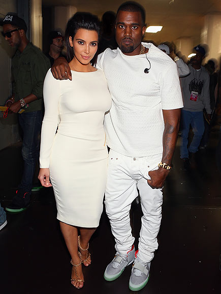 GETTING IT WHITE photo | Kanye West, Kim Kardashian