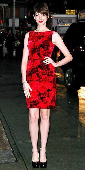 FLORAL DESIGNS photo | Anne Hathaway