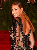Haute Shots from the Met Gala | Beyonce Knowles