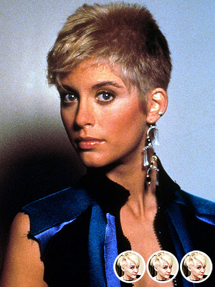 BILLIE JEAN photo | Helen Slater, Miley Cyrus