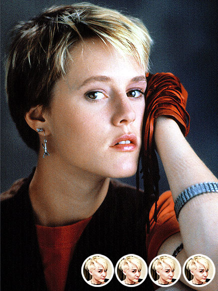 WATTS photo | Mary Stuart Masterson, Miley Cyrus