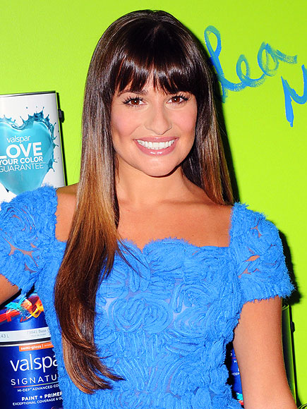 MASK IT photo | Lea Michele