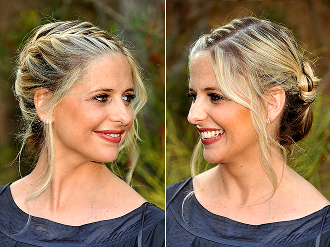 IF YOU HAVE 30 MINUTES: SARAH MICHELLE GELLAR  photo | Sarah Michelle Gellar