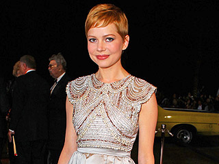 Style Stars of the Palm Springs Film Festival | Michelle Williams