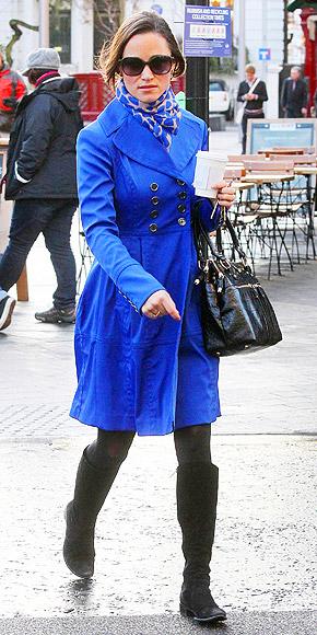 BLUE BELLE photo | Pippa Middleton