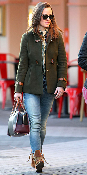 GREEN SCENE photo | Pippa Middleton