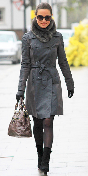 GRAY LADY photo | Pippa Middleton