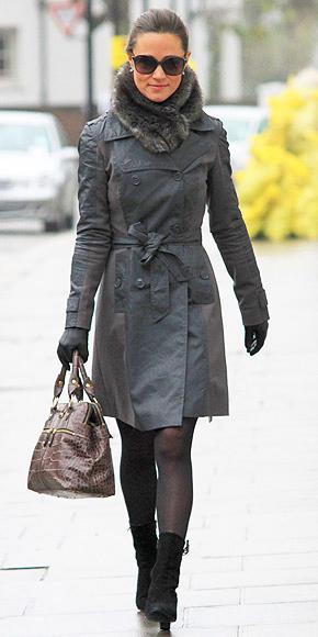 GRAY LADY photo | Pippa Middleton