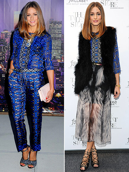 OLIVIA PALERMO'S TOP photo | Olivia Palermo