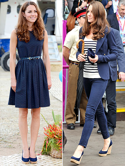 DUCHESS CATHERINE'S WEDGES photo | Kate Middleton