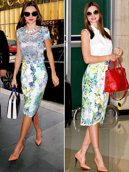 MIRANDA KERR'S SKIRT photo | Miranda Kerr