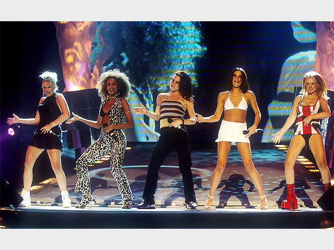 THE FAB FIVE photo | Spice Girls