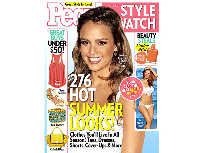 So You Wanna Dress Like Our Covergirl, Jessica Alba…