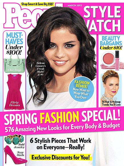 COVER ARTIST photo | Selena Gomez