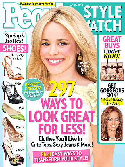 COVER STORY photo | Rachel McAdams