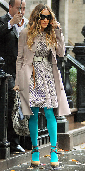 BRIGHT TIGHTS photo | Sarah Jessica Parker