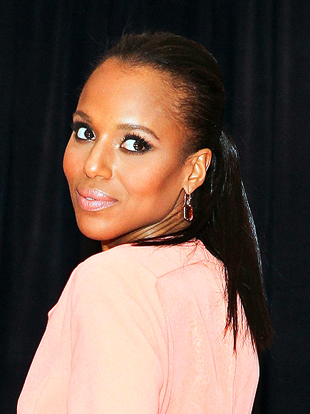 THE SLICKED-BACK PONY photo | Kerry Washington