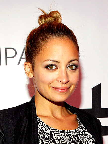 THE TOPKNOT photo | Nicole Richie