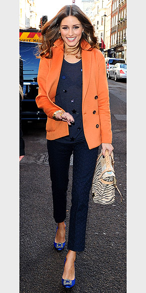 BOLD BLAZERS photo | Olivia Palermo